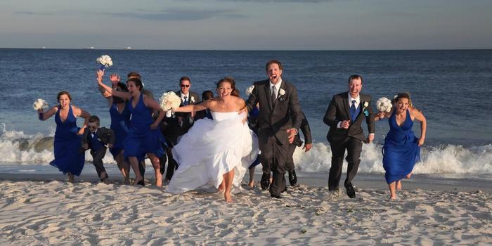 The Sands at Atlantic Beach wedding Long Island